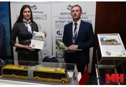 «Белкоммунмаш» поставит в Тбилиси для опытной эксплуатации электробус