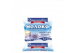 Молоко пастеризованное 3,4%
