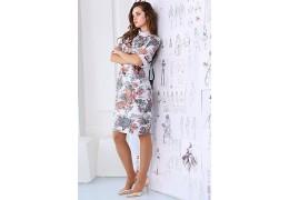 Стильное платье хорошо подойдет для делового гардероба