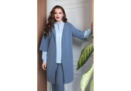 Комплект (костюм + блуза)