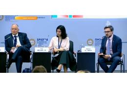 Аналитики: ПМЭФ может улучшить отношения Москвы с Западом