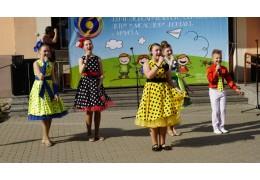Лето в «Контакте»: праздник для детей и их родителей провели в Центральном р-не