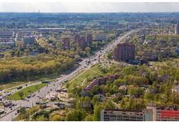 В Минске названия получили 4 улицы и 2 зеленые зоны