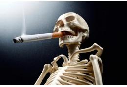 В Беларуси каждый год умирают 15,5 тыс. курильщиков