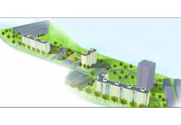 Три многоэтажных дома построят на месте отселенных усадеб в Чижовке
