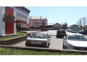 Продам большой металлический гараж за райисполкомом (в районе рынка) г. Каменец.