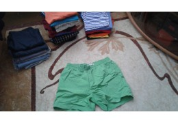 Шорты мужские, светло -  зеленые