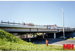 Восстановление моста на пересечении МКАД и Игуменского тракта обойдется в 4-5 мл
