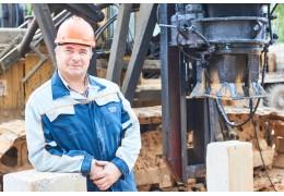 Машинист сваебойной установки: «Работа у нас ответственная, не расслабишься»