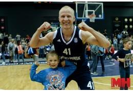 Баскетболист Александр Кудрявцев — об итогах сезона «Цмокi-Мiнск»