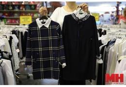 Более 500 моделей одежды предлагает отечественная промышленность для школьников