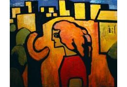 В художественном музее покажут картины Израиля Басова