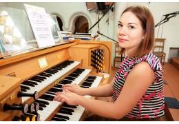 """Органистка Екатерина Николаева: """"Музыка для меня как воздух"""""""