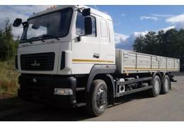 Автомобиль грузовой бортовой МАЗ-533605 б/у в аренду