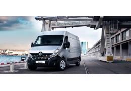 Автомобиль грузовой вагон Renault Master (Франция) б/у в аренду