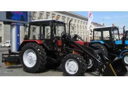Машина БЕЛАРУС-МУП-351 уборочно-погрузочная (грузоподъемность 0,75тн) - в аренду