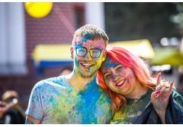 Color fest, «Велодрайв-2018» и «Лучный лазертаг»: чем порадует в День города