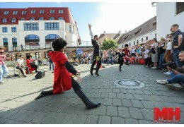 На фестивале «Тбилисоба» появится парк активных развлечений со скалодромом