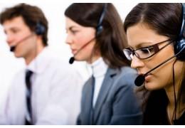 Более 620 звонков поступило за два месяца в контакт-центр системы органов