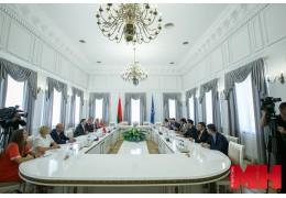Минск и Тбилиси продолжат развивать сотрудничество в различных сферах