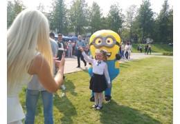 В празднике «Здравствуй, школа!» в Заводском районе приняли участие более 3 тыс.