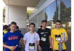 Студенты БГУ взяли 4 медали на Международной олимпиаде по информатике