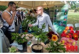 Ботанический сад превратился 8 сентября в большую научную площадку