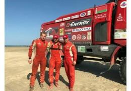 Команда «МАЗ-СПОРТавто» выиграла ралли «Амуль-Хазар 2018»