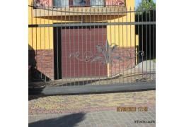 Откатные ворота недорого  в г. Бресте