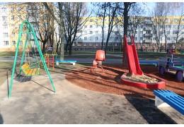 В 2019 г. за счет бюджета г. Минска выполнят капремонт 28 дворовых территорий