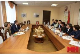 Фрунзенский район налаживает отношения с китайской провинцией Хэнань
