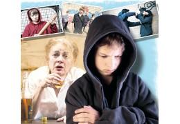 Почему дети попадают в поле зрения милиционеров, и кто в этом виноват