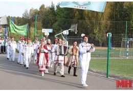 Команда Заводского района выиграла спартакиаду работников Мингорисполкома
