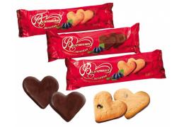Печенье «Валентинки» в ассортименте