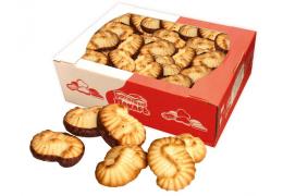 Печенье «Маргаритки» новое в ассортименте