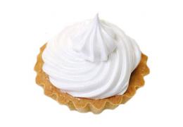 Пирожное «Корзиночка белковая»