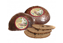 Хлеб «Графский» заварной подовый