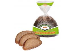 Хлеб бездрожжевой заварной подовый