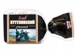 Хлеб «Кутузовский» ржаной заварной подовый