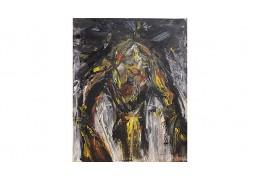Первая персональная выставка живописи молодой художницы Александры Русак