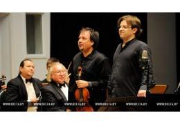 Сергей Крылов и Ростислав Кример сыграют вместе на закрытии фестиваля Башмета