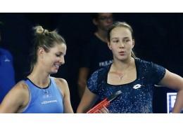 Вера Лапко и Мэнди Минелла вышли в финал теннисного турнира в Люксембурге