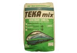"Клеевые смеси ""Teka -mix"""