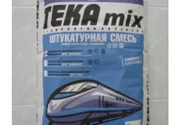 "Штукатурные смеси ""Teka -mix"""