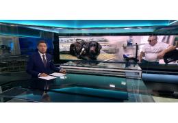 Незрячий житель Свердловской области борется за жизнь своей собаки-поводыря