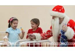 """Более 50 тыс. жителей Брестской области объединит акция """"Чудеса на Рождество"""""""
