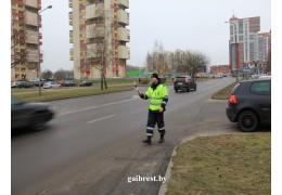 Конфликт пешеходов и водителей… УГАИ УВД Брестского облисполкома