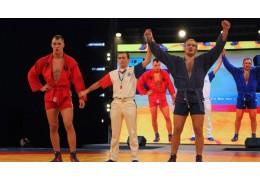 Андрей Казусенок победил в абсолютном Кубке мира по самбо