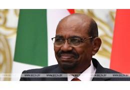 Президент Судана: для меня большое счастье быть в дружественной Беларуси