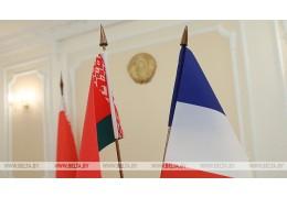 Парламентарии РБ и Франции будут содействовать укреплению инвестсотрудничестве